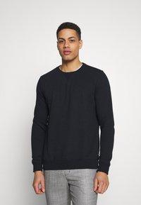 Burton Menswear London - 2 PACK - Mikina - navy - 1