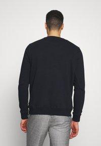 Burton Menswear London - 2 PACK - Mikina - navy - 2