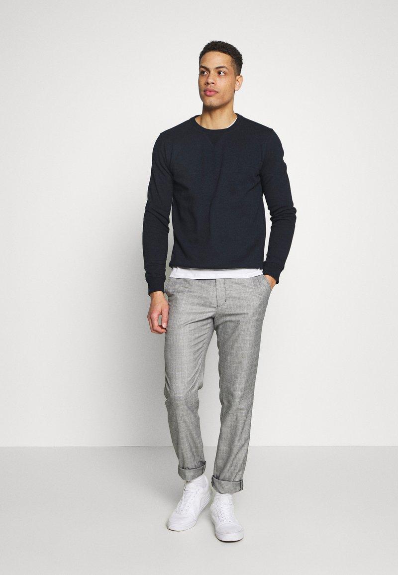 Burton Menswear London - 2 PACK - Mikina - navy