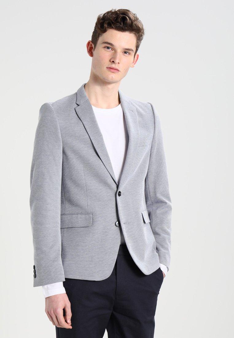 Burton Menswear London - Anzugsakko - light blue