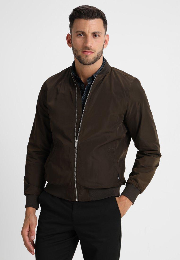 Burton Menswear London - Bomberjacke - khaki