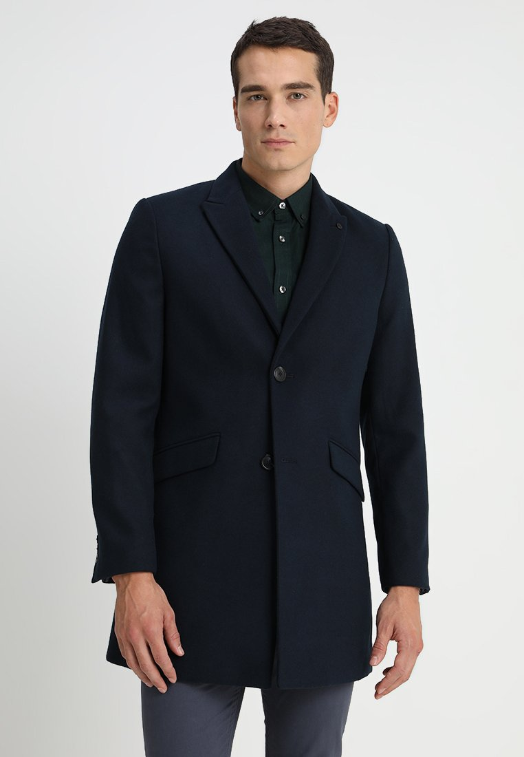 Burton Menswear London - Classic coat - navy