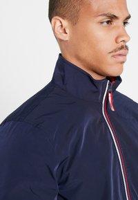 Burton Menswear London - ZIP HARRINGTON - Korte jassen - navy - 3