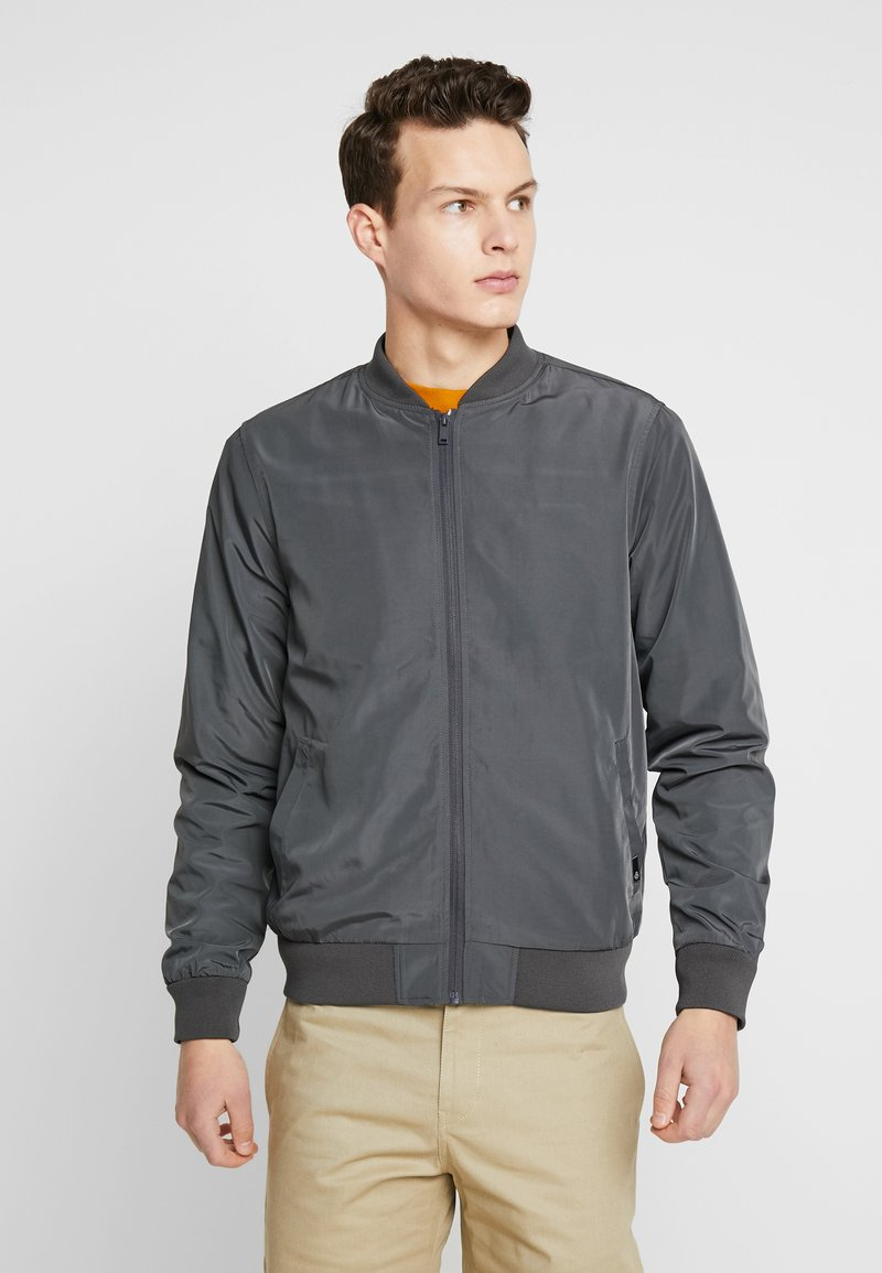 Burton Menswear London CORE ALL - Bombejakke - grey
