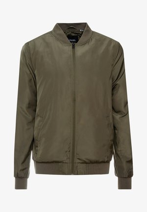 CORE ALL - Kurtka Bomber - khaki