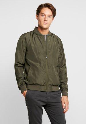 CORE ALL - Bomber Jacket - khaki