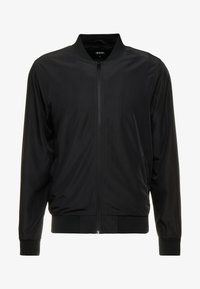 Burton Menswear London - CORE ALL - Bomberjacks - black - 4