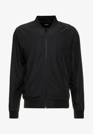 CORE ALL - Chaquetas bomber - black
