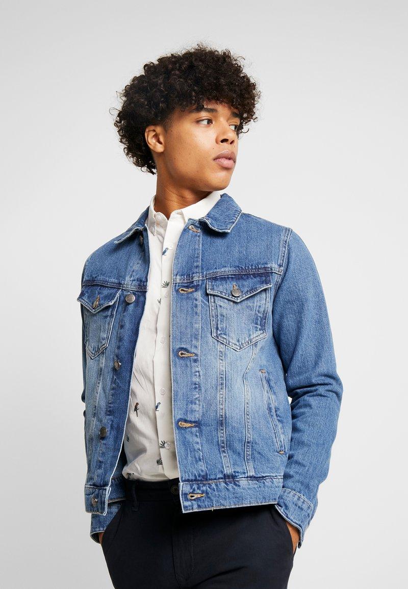 Burton Menswear London - Denim jacket - blue