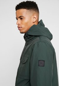 Burton Menswear London - NAVY LIGHTWEIGHT  - Parka - khaki - 4