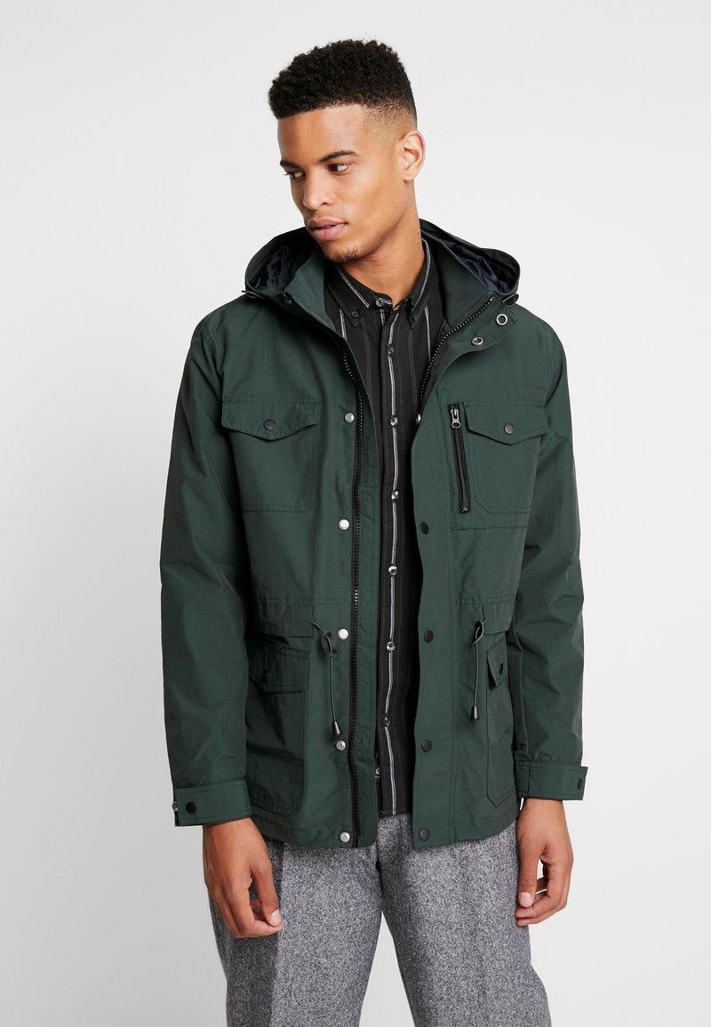Burton Menswear London - NAVY LIGHTWEIGHT  - Parka - khaki