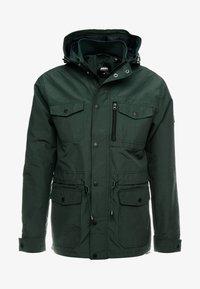Burton Menswear London - NAVY LIGHTWEIGHT  - Parka - khaki - 5