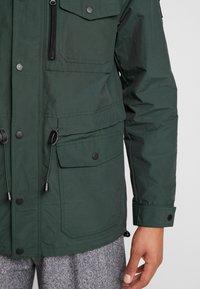 Burton Menswear London - NAVY LIGHTWEIGHT  - Parka - khaki - 6