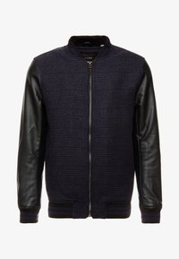 Burton Menswear London - Kurtka Bomber - black - 3