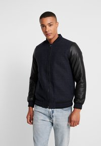 Burton Menswear London - Kurtka Bomber - black - 0