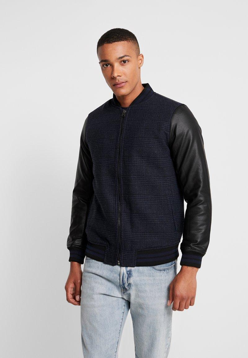 Burton Menswear London - Kurtka Bomber - black