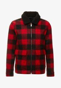 Burton Menswear London - BUFF BORG - Korte jassen - red - 4