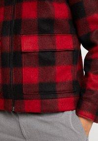 Burton Menswear London - BUFF BORG - Korte jassen - red - 5