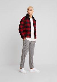 Burton Menswear London - BUFF BORG - Korte jassen - red - 1
