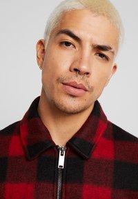Burton Menswear London - BUFF BORG - Korte jassen - red - 3