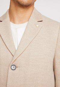 Burton Menswear London - OATMARL  - Mantel - tan - 6