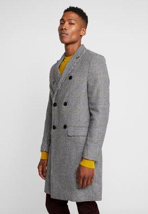 DOGTOOTH - Płaszcz wełniany /Płaszcz klasyczny - black
