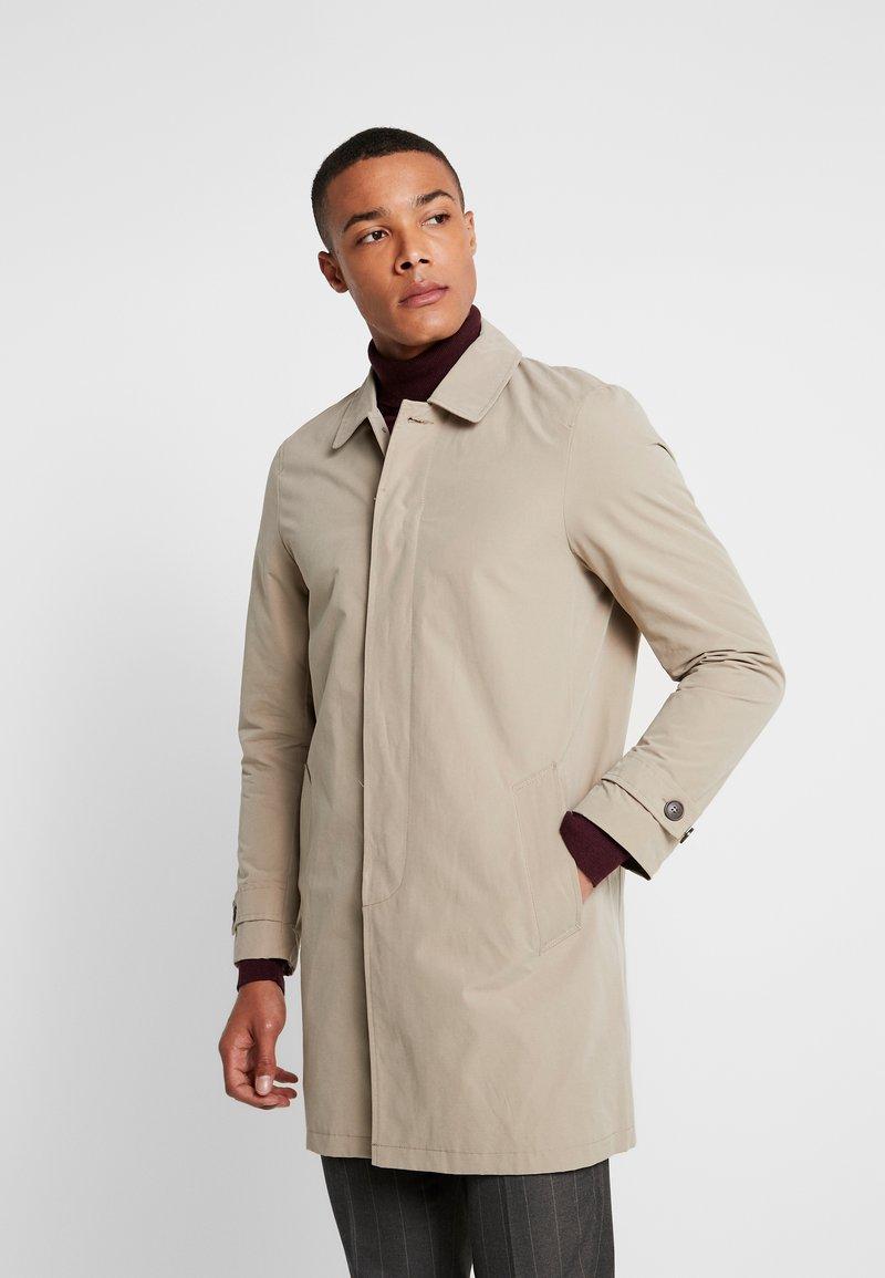 Burton Menswear London - CORE INET - Short coat - tan