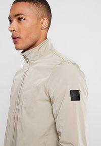 Burton Menswear London - ZIP  - Korte jassen - natural - 5