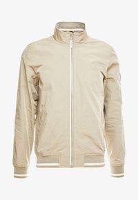 Burton Menswear London - ZIP  - Korte jassen - natural - 4