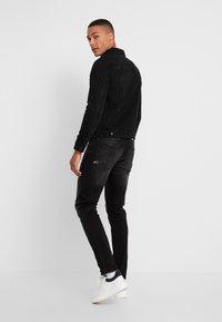 Burton Menswear London - Denim jacket - black - 2