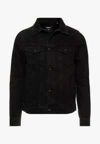 Burton Menswear London - Denim jacket - black - 4