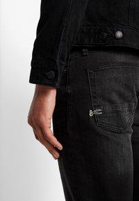 Burton Menswear London - Jeansjakke - black - 5
