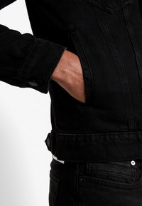 Burton Menswear London - Denim jacket - black - 3