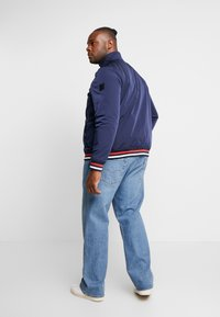 Burton Menswear London - B&T ZIP  - Korte jassen - navy - 2