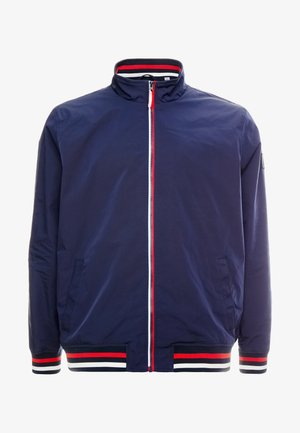 B&T ZIP  - Summer jacket - navy