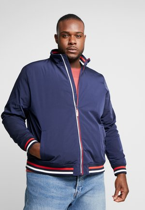 B&T ZIP  - Chaqueta fina - navy