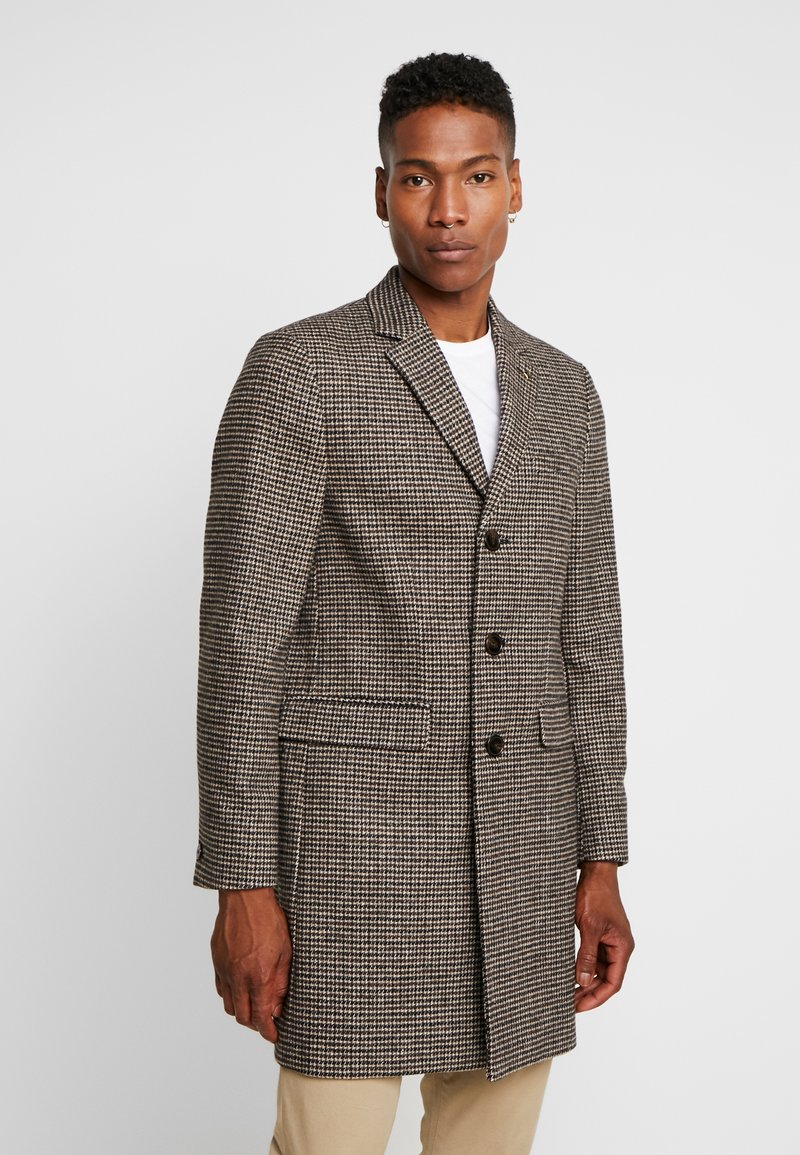Burton Menswear London - Classic coat - brown