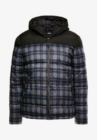 Burton Menswear London - ENZO - Winterjas - grey - 4