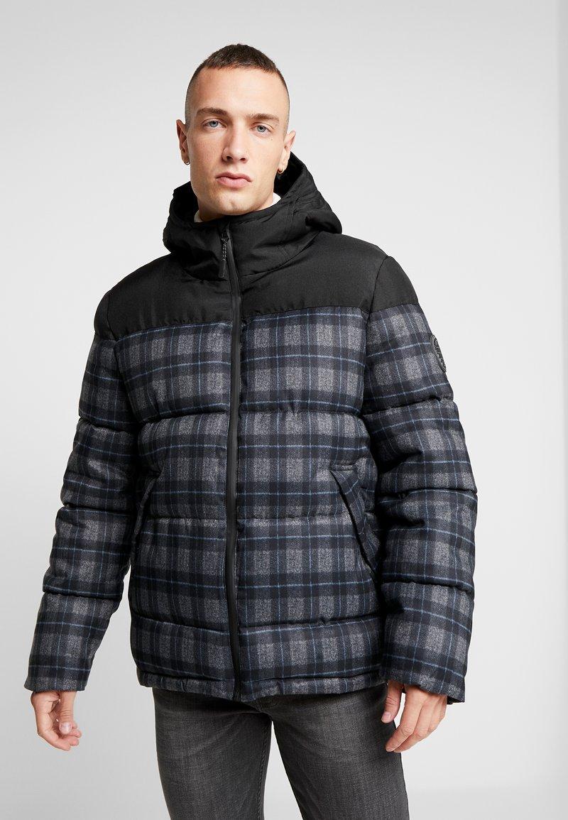 Burton Menswear London - ENZO - Winterjas - grey
