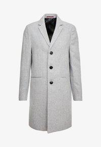 Burton Menswear London - FAUX - Zimní kabát - light grey - 5