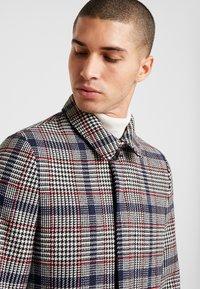 Burton Menswear London - CARCOAT HIPOW - Zimní kabát - brown - 4