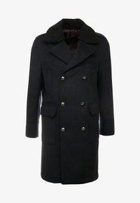 Burton Menswear London - MLTARY COAT - Cappotto classico - khaki - 4