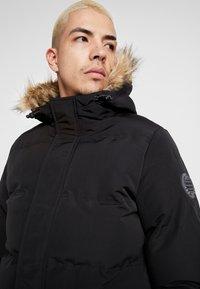 Burton Menswear London - BLACK ROGUE PARKA - Parkatakki - black - 3