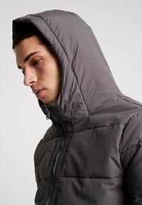 Burton Menswear London - ASPEN PUFFER - Zimní bunda - charcoal - 3
