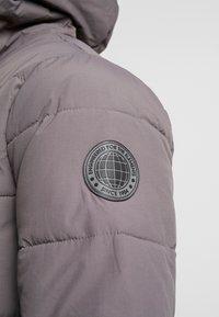 Burton Menswear London - ASPEN PUFFER - Zimní bunda - charcoal - 4