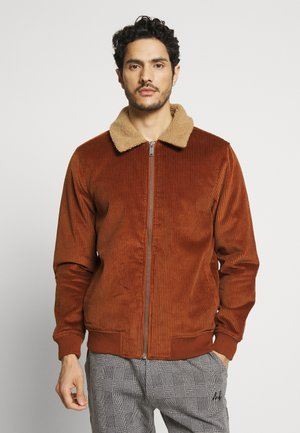 COLLAR - Light jacket - brown
