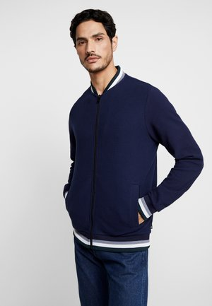 STITCH - Bomber Jacket - navy
