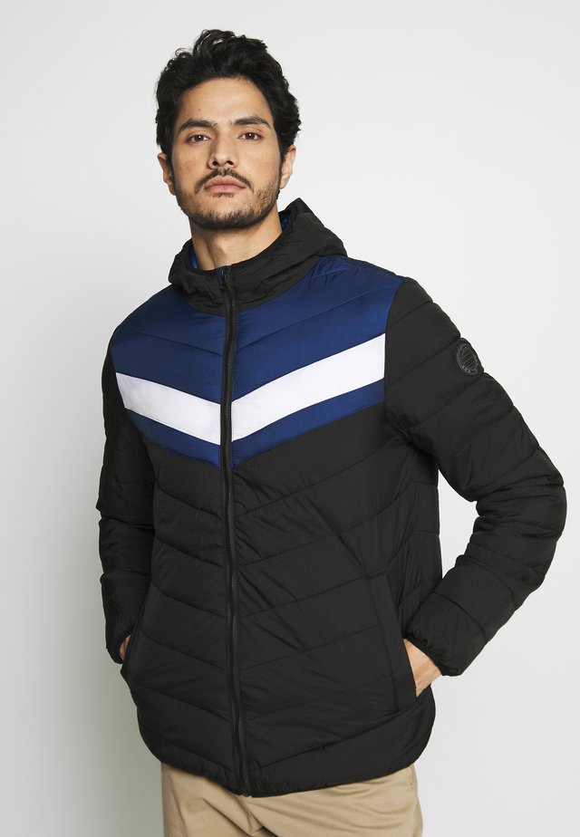 HOOD WILLOW - Jas - black/blue