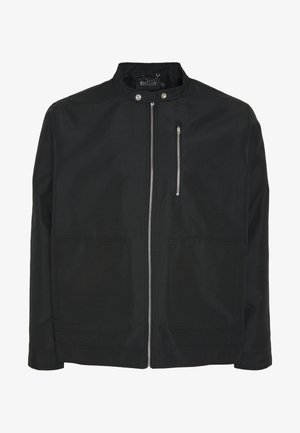 BIG RACER JACKET - Summer jacket - black