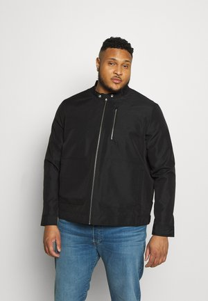 BIG RACER JACKET - Lehká bunda - black